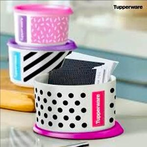 New !!!! Tupperware suburban canister sets